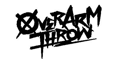 出演アーティスト情報【OVER ARM THROW】